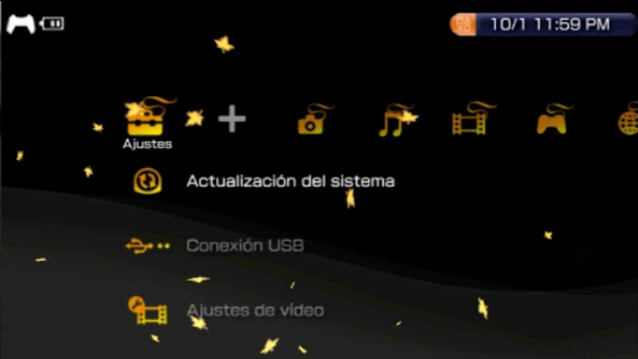 Temas para PSP