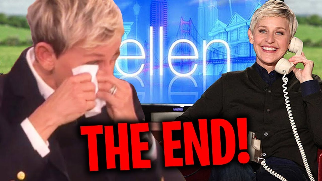 Ellen Show 2020.Why The Ellen Show Might End In 2020
