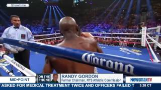 MidPoint | Randy Gordon discusses his take on the Mayweather-Pacquaio fight.