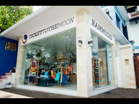 Ticket To The Moon - Factory Outlet Shops in Bali