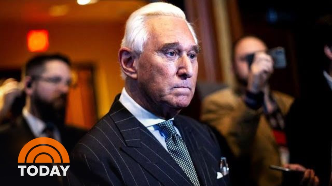 Justice Department says Roger Stone should report to prison Tuesday