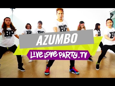 Azumbo by Krys feat. DJ Lewis | Zumba® | Live Love Party