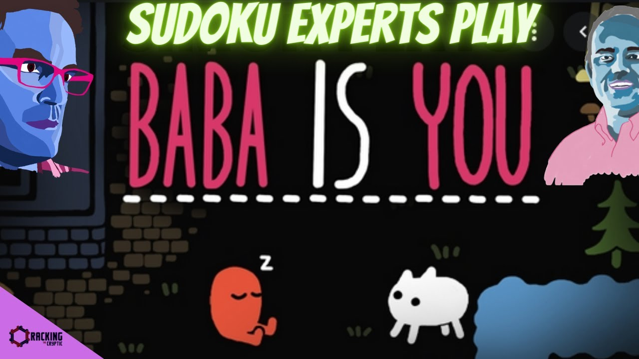 Download Sudoku Experts Play Baba Is You