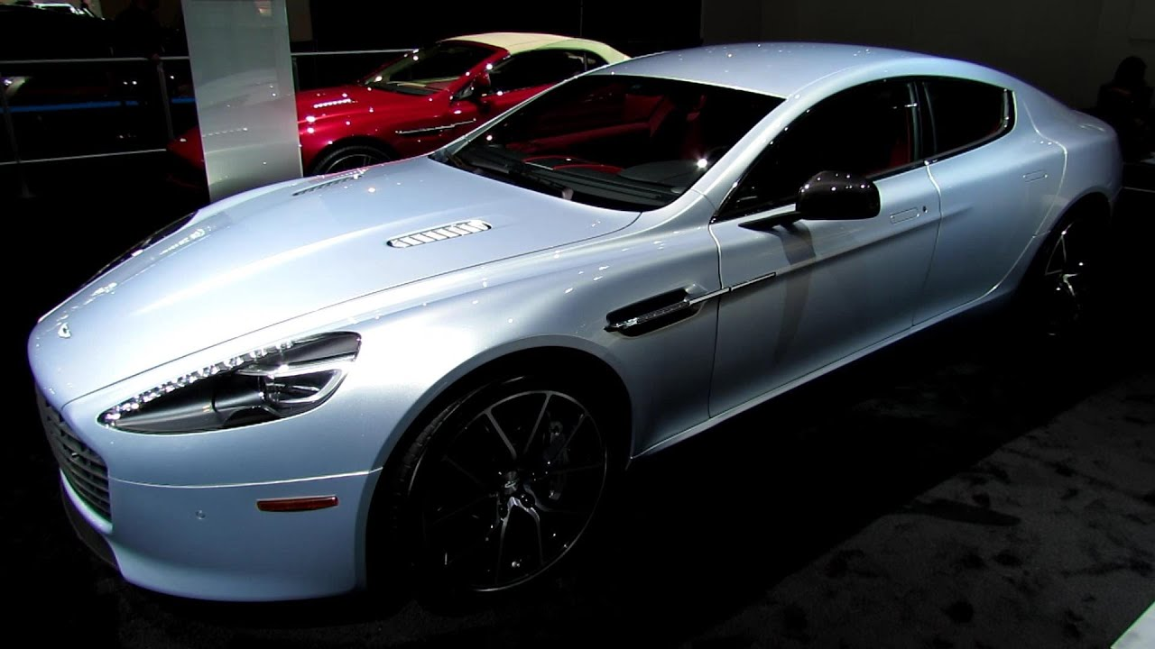 2014 aston martin rapide s - exterior and interior walkaround