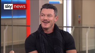 Actor luke evans transcends the silver screen to bring us a new album of classic songs that are personal him.subscribe our channel for more vid...