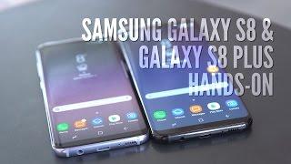 Samsung Galaxy S8 und S8+ (S8 Plus) im Hands-On (deutsch): So viel Display! - GIGA.DE