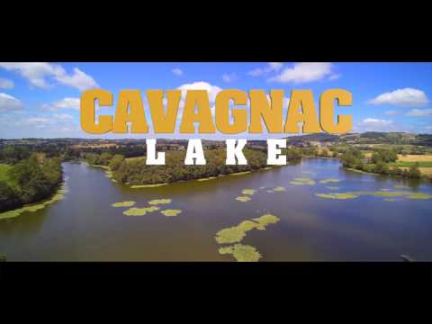 Carp Fishing Holidays in France - Cavagnac Lake