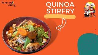 WW Gays Recipe 2: Quinoa Stir Fry Recipe