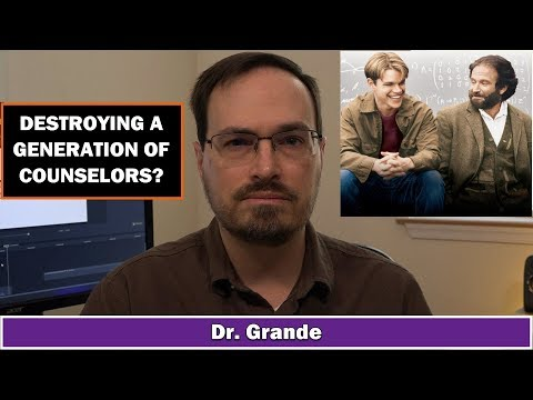 Good Will Hunting | Analysis Of Counseling Scenes