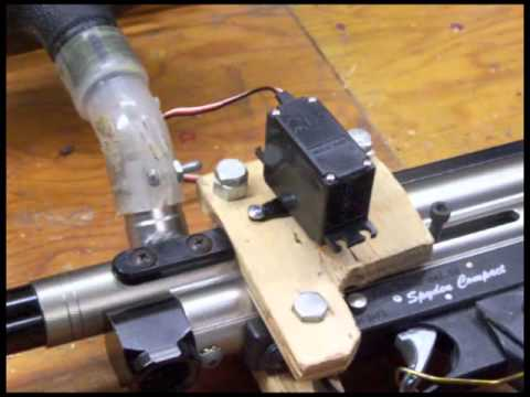 Project Sentry Gun - Tutorial #1: Build A Paintball Sentry Turret/Base