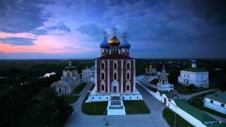 Успенский собор. Рязанского Кремля Time Lapse(, 2012-10-26T18:18:10.000Z)