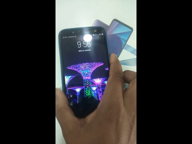 Samsung J6 Wallpaper Setting Automatic Changing Youtube