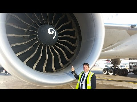 London Layover April 2017 Boeing 777