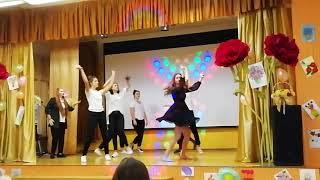 Open Kids На десерт танец  к дню учителя