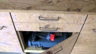 Werkbank Selber Bauen  Build Your Own Workbench Создай свой собственный верстак