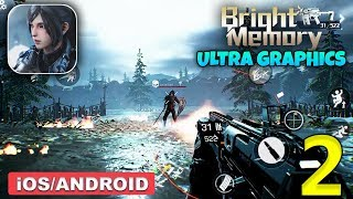 Bright Memory Mobile (Android/iOS) Gameplay Walkthrough - Part 2 (Ultra Graphics)