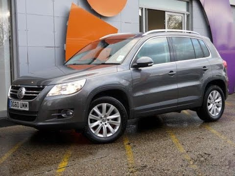 2010 Volkswagen Tiguan Match 2l For Sale In Hampshire