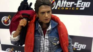 Alter Ego Unboxed: Marty McFly 1/6 scale by Hot Toys from Back to the Future