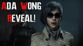 RESIDENT EVIL 2 REMAKE STORY TRAILER | TOKYO GAME SHOW 2018