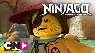 Ниндзяго | Кривая дорожка (эпизод целиком - 1/4) | Cartoon Network