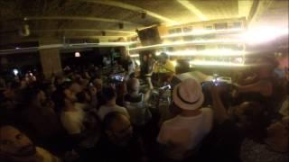 Joe Claussell & Josh Milan @Cariocas beach bar, Loutraki [21/6/2015]