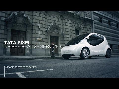 Tata Pixel Concept Visualisation