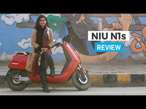 Niu N1s Electric Scooter Review: A powerful eco friendly vehicle