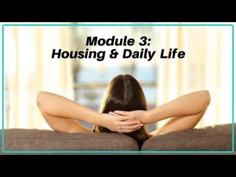 Module 3 Housing  Daily Life 1080p