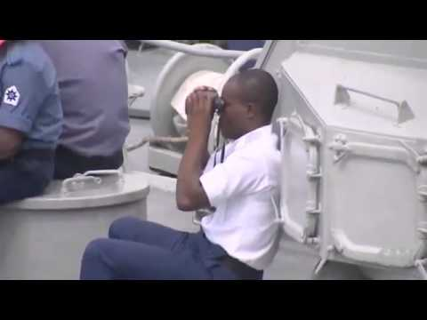 Nigerian Navy Deploys To Fight Piracy