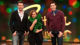 Affordable Christmas Decorations from the Property Brothers