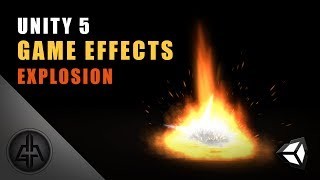 Unity 5 - Game Effects VFX - Ground Explosion