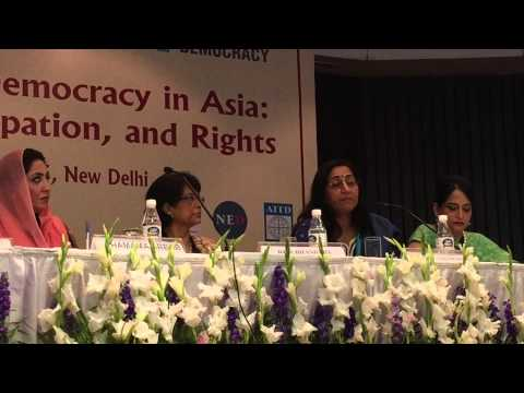 CIPE #AsiaDemocracy Panel Discussion