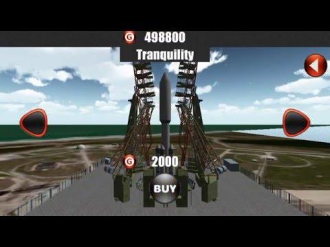Space Shuttle Flight Simulator 3D - Mobile Gameplay & Walkthrough HD video