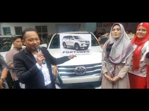 Bukti Real Penyerahan Reward Eco Racing Bandung Sinergy World
