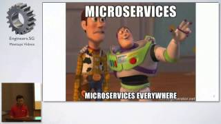 Building Microservices in PHP - Singapore PHP User Group