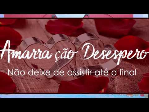 Amarração desespero! Marcelo Alban