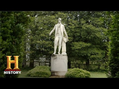 This Week in History: James Monroe's Real Residence Discovered in VA | History