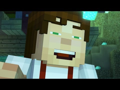 A Man Who Hates Bad Writing Plays Minecraft Story Mode: Season 2 Episode 4