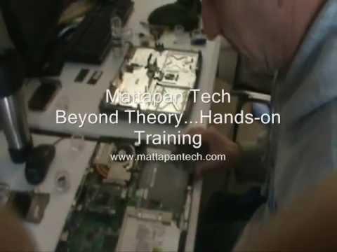 Mattapan Tech: Beyond Theory...Hands-on Training