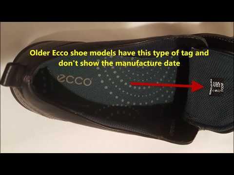 How To Spot Original Ecco Shoes Production Date.