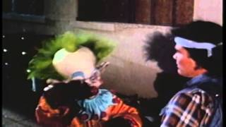 Killer Klowns From Outer Space Trailer 1988