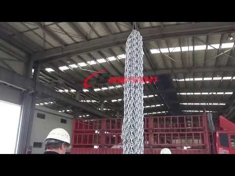 CHINA DAWSON GROUP MARINE ANCHOR CHAIN & OFFSHORE MOORING CHAIN FACTORY