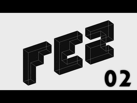 Let's Play FEZ [02] Quick-Travel