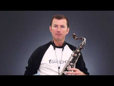Daily Saxophone Tip Fast Fingers Saxophone Lesson
