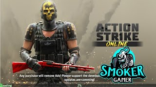 Action Strike Online Game Play Smoker Gamer 2019 HD