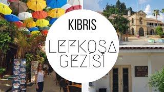 KIBRIS VLOG| LEFKOŞA GEZİSİ | Rum Sınırı