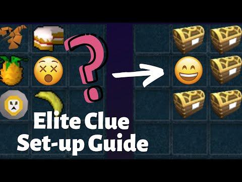 Elite Clue Preset/Setup Guide [RuneScape 3]