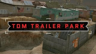 Warface Trailer Park Map