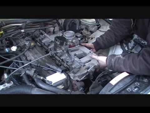 97 Jeep Cherokee 40L l6 Manifold Removal YouTube – Jeep 4 0 Engine Diagram 2000