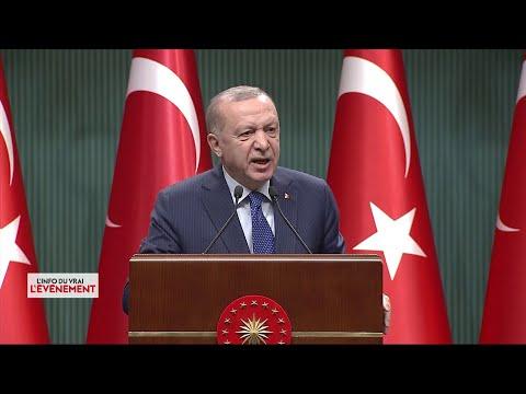 Tensions entre les responsables européens et Recep Tayyip Erdoğan